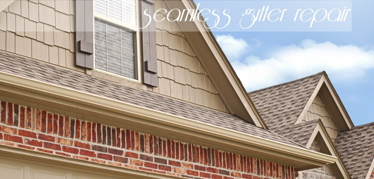 Seamless Gutter Repair, Apple Valley, Minnesota, Good To Go Construction